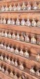 Παραδοσιακά τοπικά αναμνηστικά στην Ιορδανία Στοκ Φωτογραφία