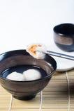 Κινεζική glutenous σφαίρα ρυζιού Στοκ εικόνα με δικαίωμα ελεύθερης χρήσης