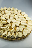Παραδοσιακά τρόφιμα της Κίνας -- Βρασμένες μπουλέττες Στοκ Εικόνες