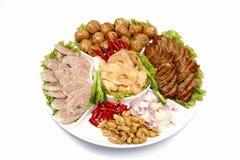 Παραδοσιακά τρόφιμα της Ταϊλάνδης Στοκ φωτογραφίες με δικαίωμα ελεύθερης χρήσης