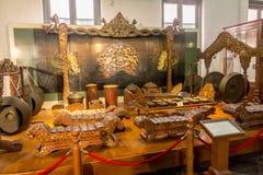 Παραδοσιακά όργανα της Ινδονησίας στοκ εικόνες με δικαίωμα ελεύθερης χρήσης