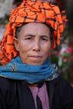 Παραδοσιακές γυναίκες της Shan από το Μιανμάρ Στοκ φωτογραφία με δικαίωμα ελεύθερης χρήσης