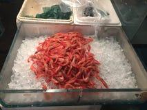 Παραδοσιακή αγορά τροφίμων στο Τόκιο Στοκ φωτογραφία με δικαίωμα ελεύθερης χρήσης