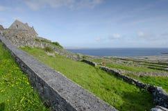 Παραδοσιακή αγροικία, inismeain, aran νησιά, Ιρλανδία Στοκ φωτογραφία με δικαίωμα ελεύθερης χρήσης