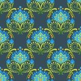Παραδοσιακή ανατολικο-ευρωπαϊκή διακόσμηση Στοκ εικόνες με δικαίωμα ελεύθερης χρήσης