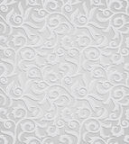 Παραδοσιακή ασημένια ταπετσαρία Στοκ εικόνα με δικαίωμα ελεύθερης χρήσης