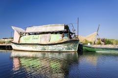 Παραδοσιακή βάρκα Στοκ εικόνες με δικαίωμα ελεύθερης χρήσης