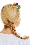 Παραδοσιακή γαλλική κοτσίδα στοκ εικόνες