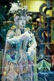Παραδοσιακή μαριονέτα Στοκ φωτογραφίες με δικαίωμα ελεύθερης χρήσης