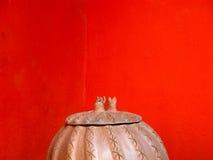 Παραδοσιακή μεξικάνικη αγγειοπλαστική Στοκ Φωτογραφία