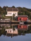 Παραδοσιακή παράκτια κοινότητα Στοκ Φωτογραφίες