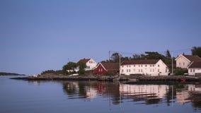 Παραδοσιακή παράκτια κοινότητα Στοκ εικόνες με δικαίωμα ελεύθερης χρήσης