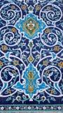 Παραδοσιακή του Ουζμπεκιστάν διακόσμηση κεραμική Στοκ Εικόνες