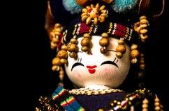 Παραδοσιακή χειροποίητη κούκλα του Ουζμπεκιστάν Στοκ εικόνες με δικαίωμα ελεύθερης χρήσης