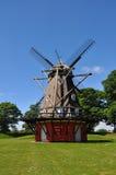 Παραδοσιακός ανεμόμυλος στην Κοπεγχάγη, Δανία Στοκ Εικόνες