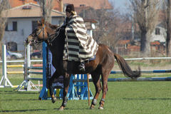 Ημέρα του Theodore (άλογο Πάσχα) Στοκ Εικόνα