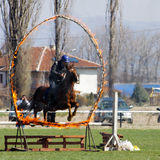 Ημέρα του Theodore (άλογο Πάσχα) Στοκ φωτογραφία με δικαίωμα ελεύθερης χρήσης