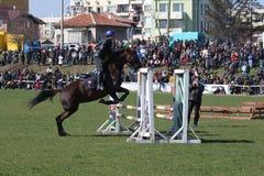 Ημέρα του Theodore (άλογο Πάσχα) Στοκ εικόνες με δικαίωμα ελεύθερης χρήσης