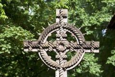 Παραδοσιακός σταυρός Στοκ εικόνα με δικαίωμα ελεύθερης χρήσης