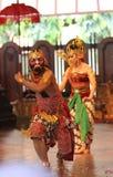 Παραδοσιακός της Ιάβας χορός Στοκ εικόνες με δικαίωμα ελεύθερης χρήσης