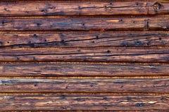 Παραδοσιακός τοίχος στιλβωτικής ουσίας στο ύφος ορεινών περιοχών Στοκ εικόνα με δικαίωμα ελεύθερης χρήσης