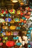παραδοσιακός Τούρκος λαμπτήρων Στοκ εικόνες με δικαίωμα ελεύθερης χρήσης