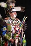 Παραδοσιακός χορευτής Στοκ Εικόνες