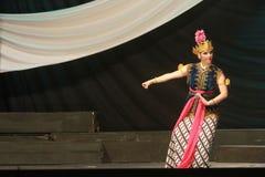 Παραδοσιακός χορός στοκ εικόνες