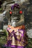 Παραδοσιακό άγαλμα του Μπαλί Στοκ Φωτογραφία