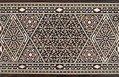 Παραδοσιακό αραβικό μωσαϊκό Στοκ Εικόνες