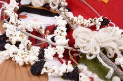 Παραδοσιακό βουλγαρικό survachka Στοκ Εικόνες