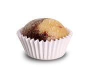 Παραδοσιακό βραζιλιάνο γλυκό - ο ταξίαρχος σοκολάτας και γλυκό μόριο Στοκ φωτογραφίες με δικαίωμα ελεύθερης χρήσης