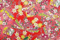 Παραδοσιακό ιαπωνικό έγγραφο σχεδίων Στοκ Φωτογραφίες