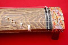 Παραδοσιακό ιαπωνικό όργανο Στοκ Φωτογραφίες