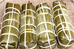 Παραδοσιακό κέικ ρυζιού του Βιετνάμ Στοκ εικόνες με δικαίωμα ελεύθερης χρήσης