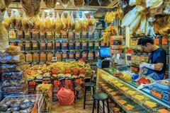 Παραδοσιακό κατάστημα Χογκ Κογκ ιατρικής στοκ εικόνα με δικαίωμα ελεύθερης χρήσης