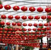 Παραδοσιακό κινέζικο lantens στοκ εικόνες