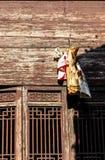 Παραδοσιακό μπέϊκον του huizhou Στοκ Εικόνες