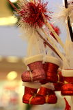Παραδοσιακό ραβδί του Άγιου Βασίλη Στοκ φωτογραφίες με δικαίωμα ελεύθερης χρήσης