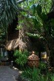 Παραδοσιακό σπίτι Ασία Στοκ Εικόνα