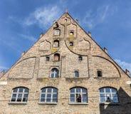 Παραδοσιακό σπίτι σε Ulm Στοκ εικόνα με δικαίωμα ελεύθερης χρήσης