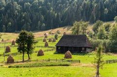 Παραδοσιακό σπίτι Στοκ Φωτογραφίες