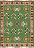 Παραδοσιακό σχέδιο εικονοκυττάρου Στοκ φωτογραφία με δικαίωμα ελεύθερης χρήσης