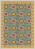 Παραδοσιακό σχέδιο εικονοκυττάρου Στοκ Εικόνες