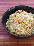 Τηγανισμένο ρύζι Στοκ Φωτογραφία