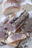 Παραδοσιακό τρανταγμένο χοιρινό κρέας Στοκ εικόνες με δικαίωμα ελεύθερης χρήσης