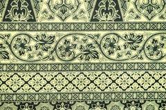 Υπόβαθρο σχεδίων σαρόγκ μπατίκ Στοκ Εικόνα