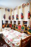 Παραδοσιακό δωμάτιο Στοκ Εικόνες