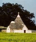 Παραδοσιακό Apulian Trullo Στοκ Εικόνες