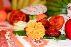 Παραδοσιακό Sri Lankan Sinhala και νέα γλυκά έτους του Ταμίλ στοκ εικόνα με δικαίωμα ελεύθερης χρήσης